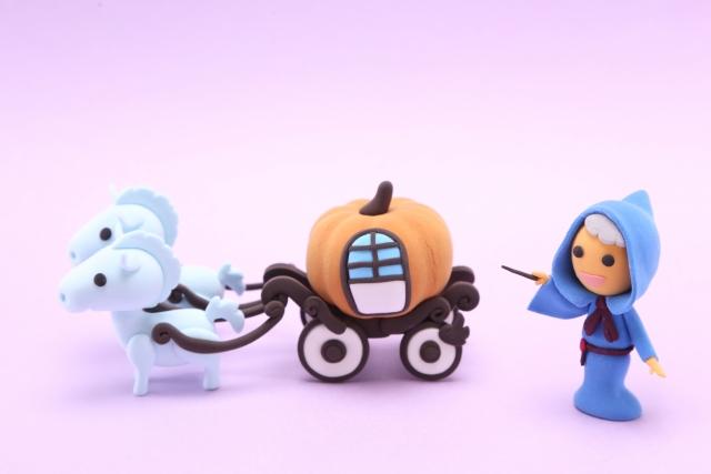 かぼちゃ馬車