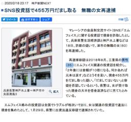 神戸新聞NEXT(https://www.kobe-np.co.jp/news/jiken/202002/0013127680.shtml)